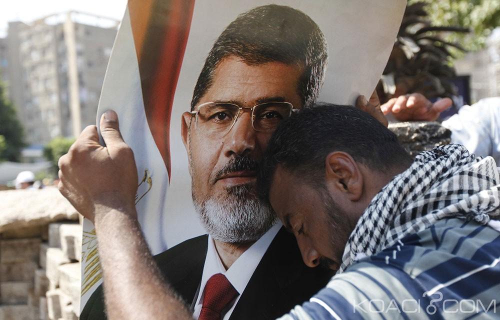 Egypte: Retraite forcée pour 32 juges qui avaient rejeté la destitution de Morsi