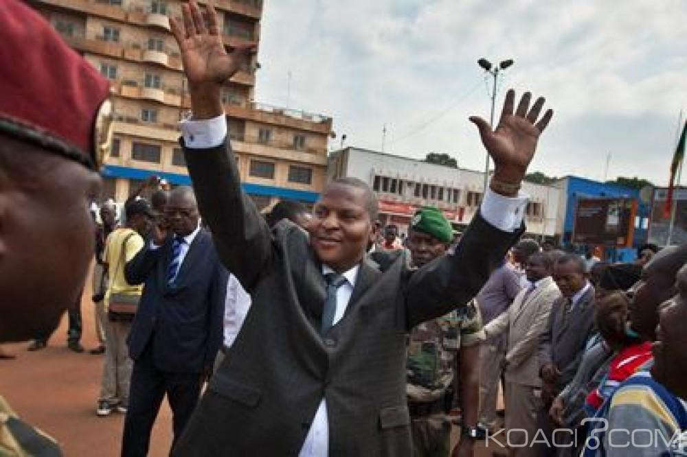 Centrafrique: Effervescence à quelques heures de l'investiture de Faustin-Archange Touadéra