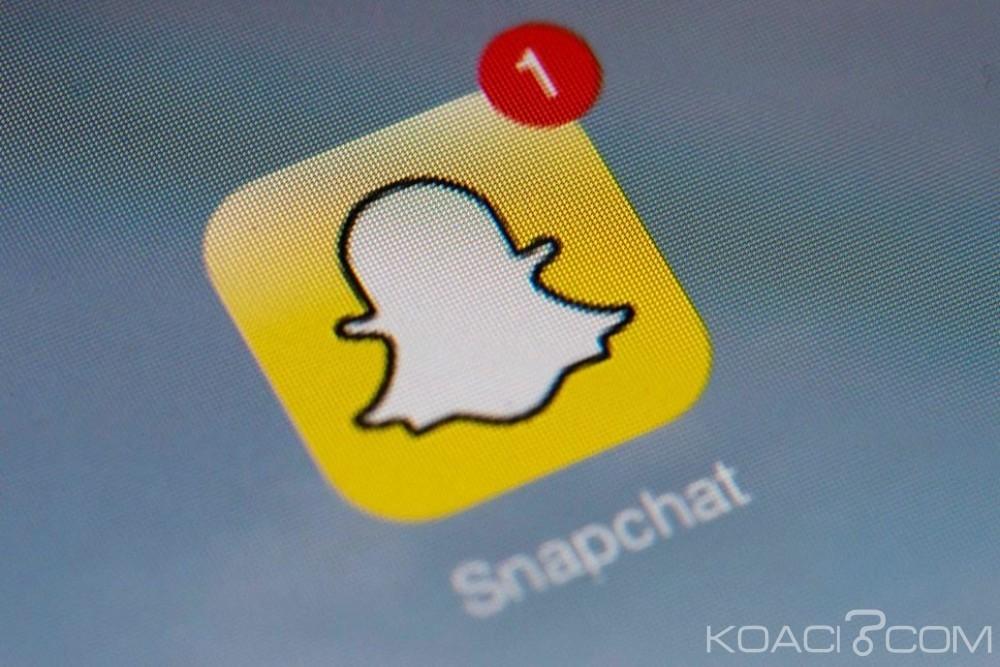 Internet: Les appels vidéos désormais possibles sur Snapchat