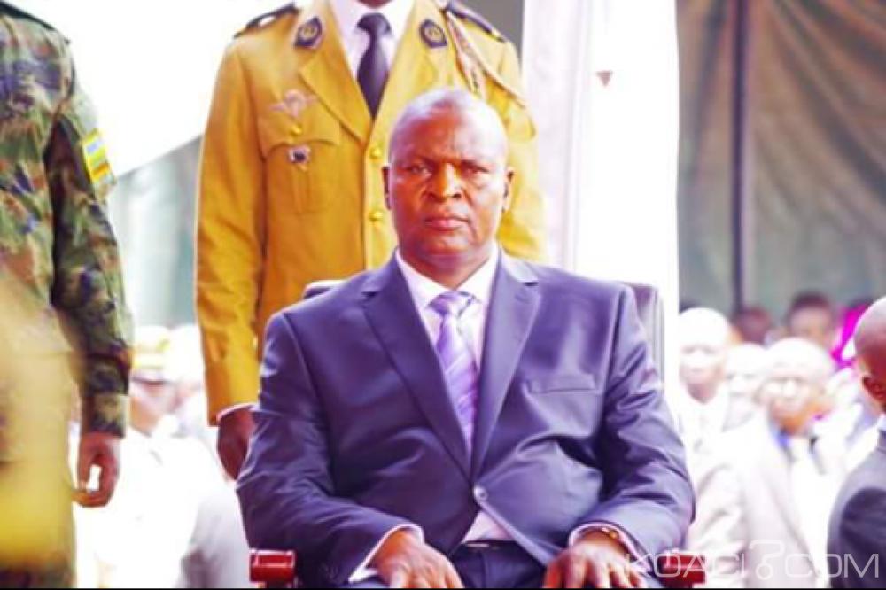 Centrafrique: Ferveur populaire autour de l'investiture de Faustin-Archange Touadéra