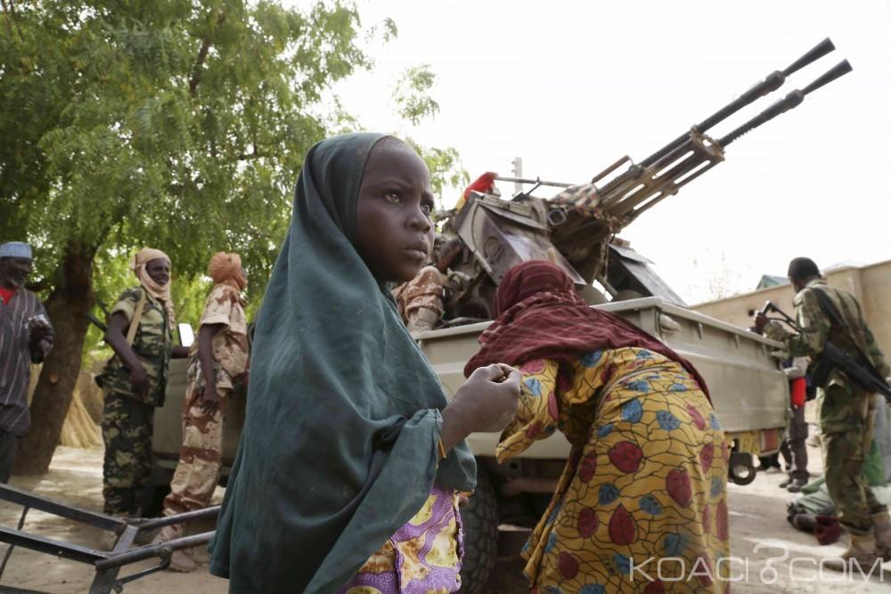 Nigeria: 500 femmes et enfants  capturés par Boko Haram à Damasak en 2014