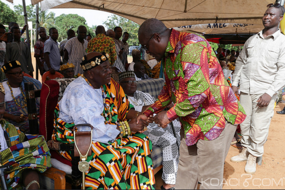 Ghana: Mahama répond au grief séparatiste des «Voltarians»