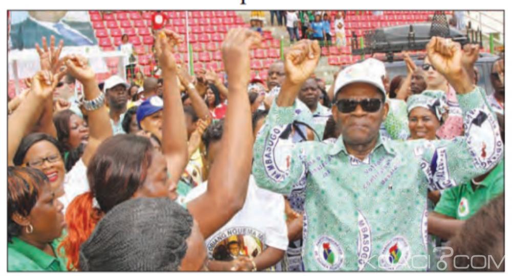 Guinée Équatoriale: Présidentielle, Obiang Nguema fin prêt pour un 6e mandat