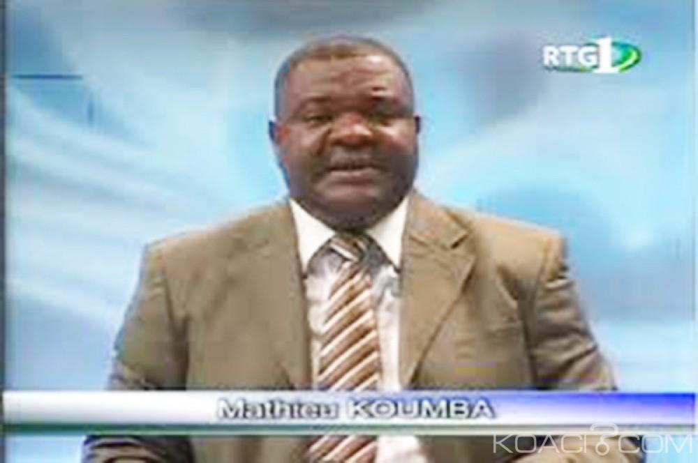 Gabon: Mathieu Koumba nouveau directeur de Gabon Télévision