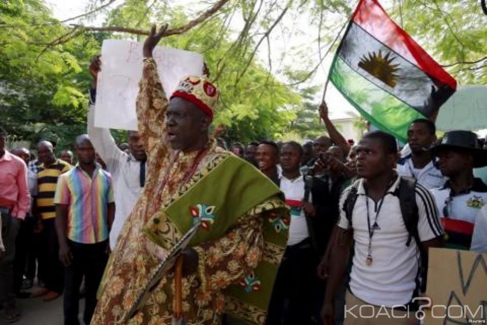 Nigeria: Un charnier de 55 corps découvert dans une forêt du Sud est