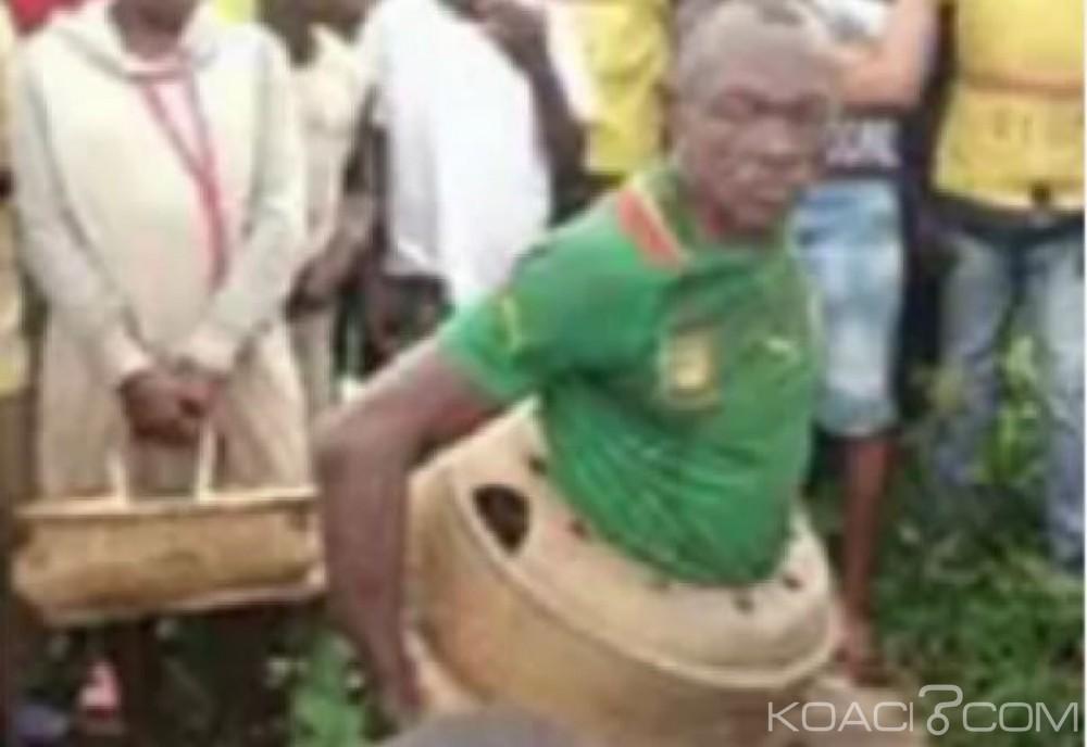 Cameroun: L'incroyable histoire d'un sorcier transformé en lézard et coincé dans une jante de camion