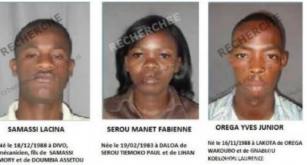 Côte d'Ivoire: Des «brouteurs»  dont une fille, recherchés pour chantage et escroquerie