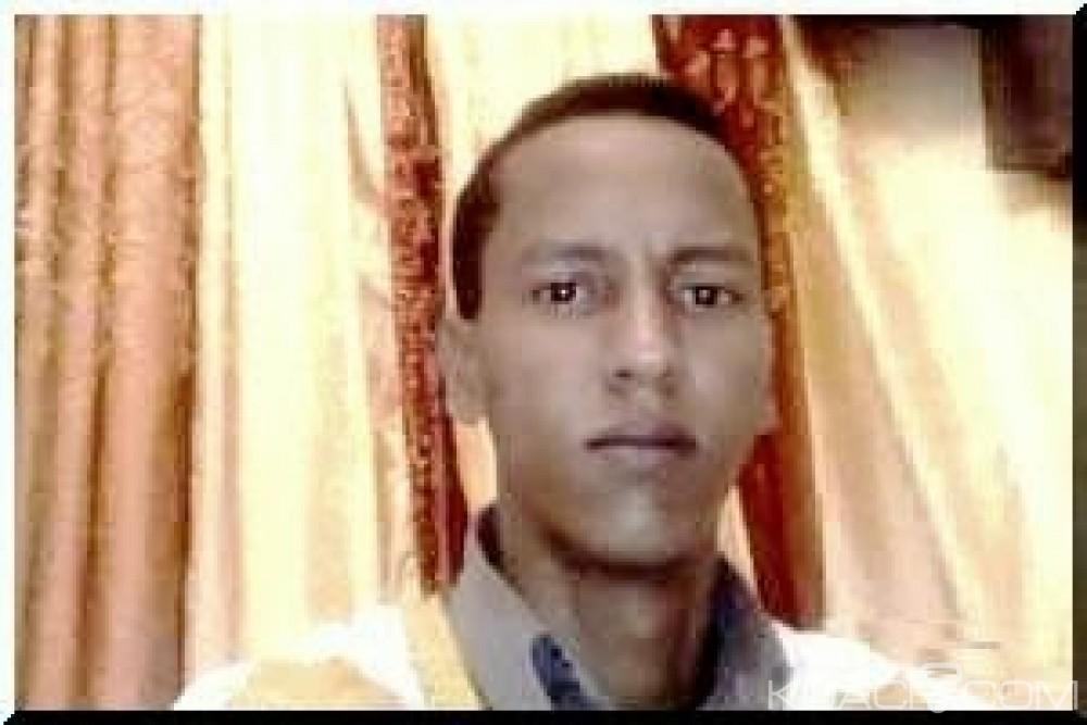 Mauritanie:  Peine de mort confirmée pour le  jeune blogueur Cheikh ould Mkheitir