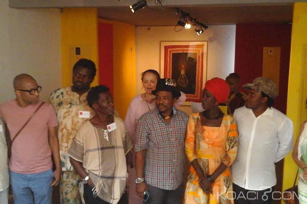 Côte d'Ivoire: Ouverture de l'exposition «lumières d'Afrique» à la fondation Donwahi