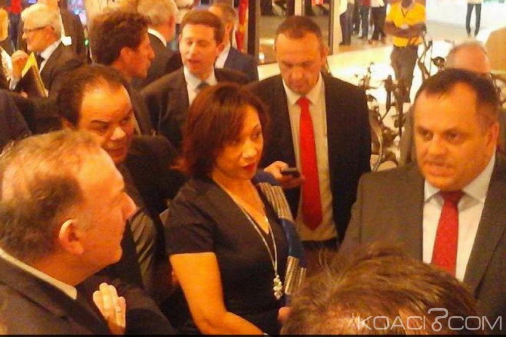 Côte d'Ivoire: La délégation du Medef visite PlaYce et ses 10 000 visites par jour