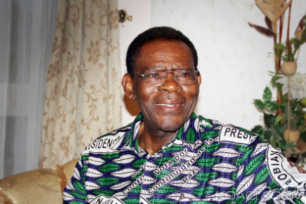 Guinée Équatoriale: Teodoro Obiang Nguema réélu avec un score «soviétique», 93,70% des voix
