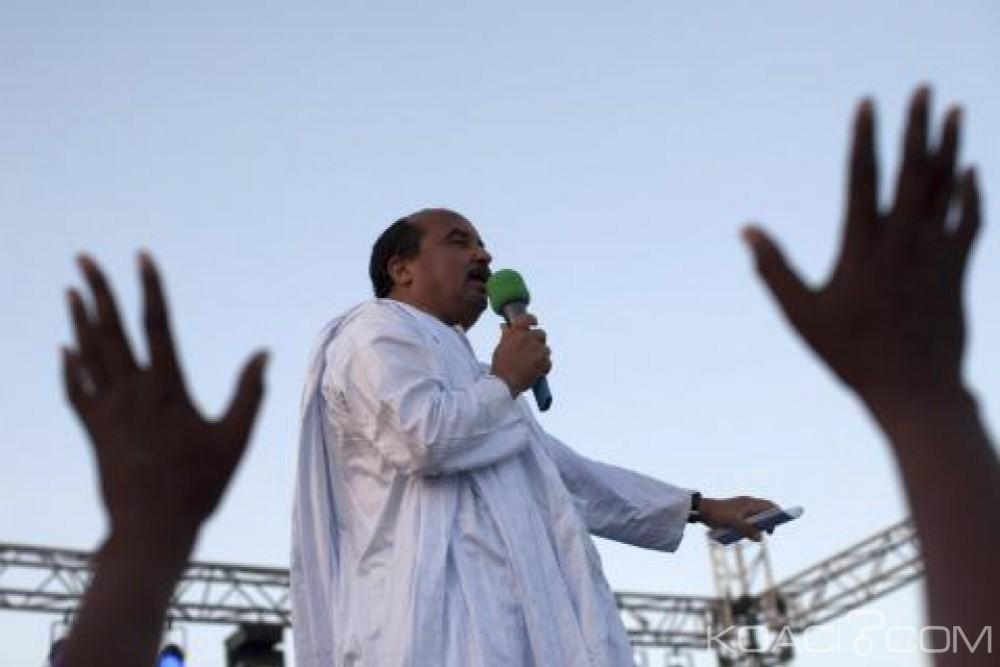 Mauritanie: Abdel Aziz envisage de faire supprimer le sénat par un référendum