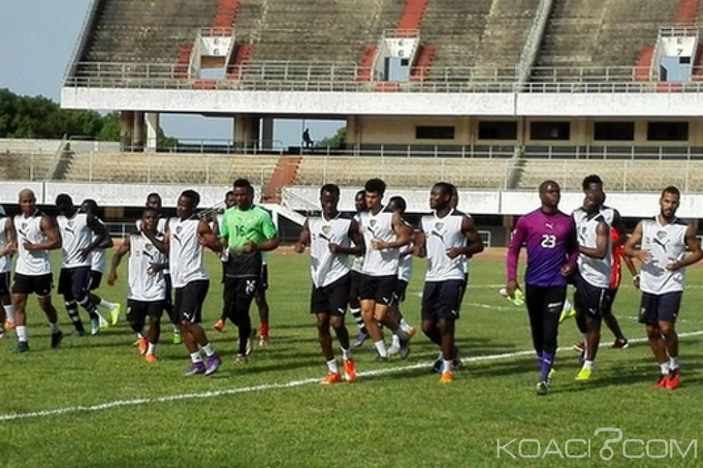 Togo:  CAN 2017 : Match amical Togo-Zambie à Lomé