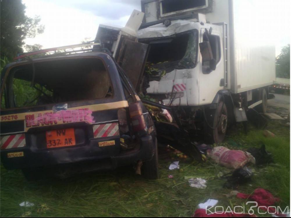 Cameroun: Au moins 20 morts dans deux graves accidents de la circulation ce lundi