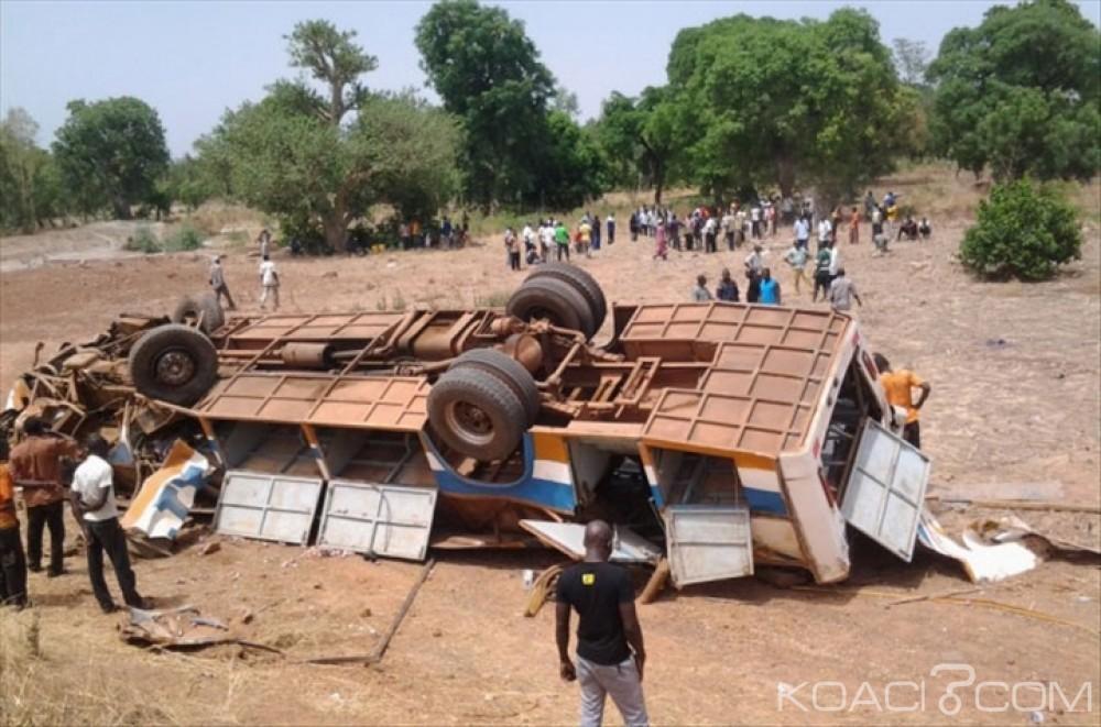Burkina Faso: Au moins 24 morts et 36 blessés lors d'un accident à Boromo