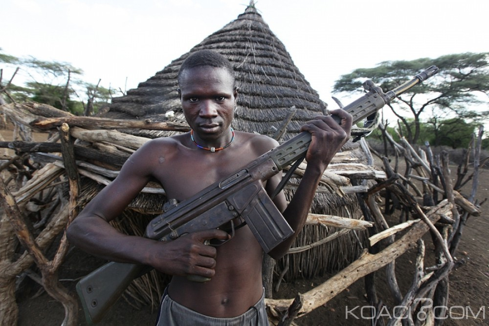 Ouganda : 20 villageois kidnappés  près la frontière sud-soudanaise