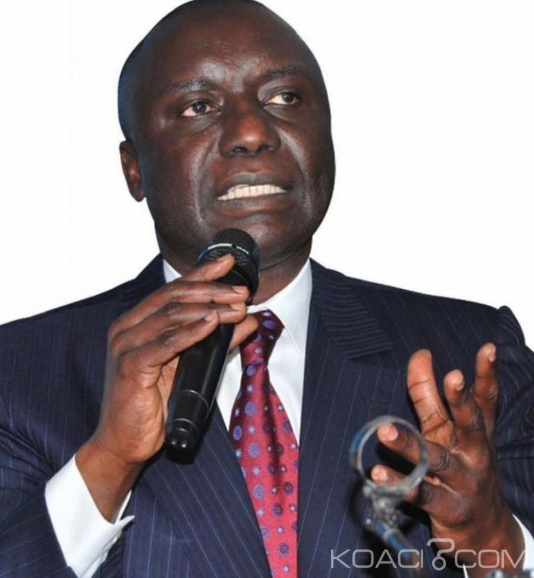 Koacinaute: La leçon magistrale d'Idrissa Seck sur le terrorisme