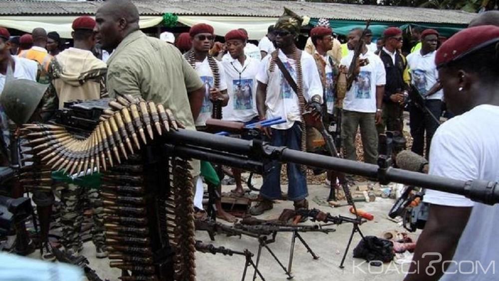 Nigeria: Nouvelle attaque des «vengeurs du Delta» contre un site pétrolier