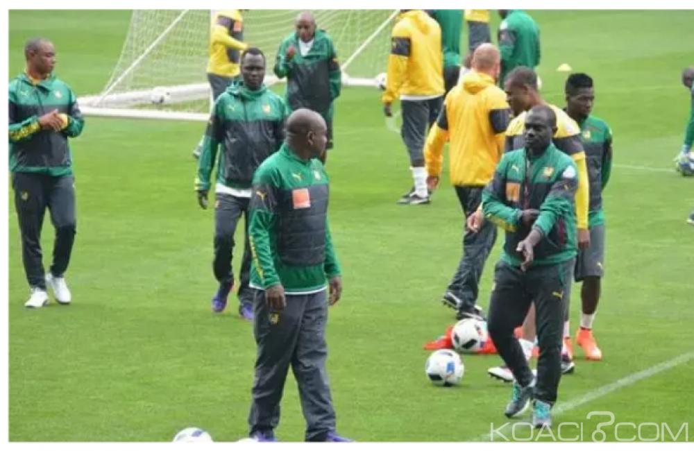 Cameroun: Match amical Cameroun- France ce lundi à Nantes, le casse tête d'Hugo Boss