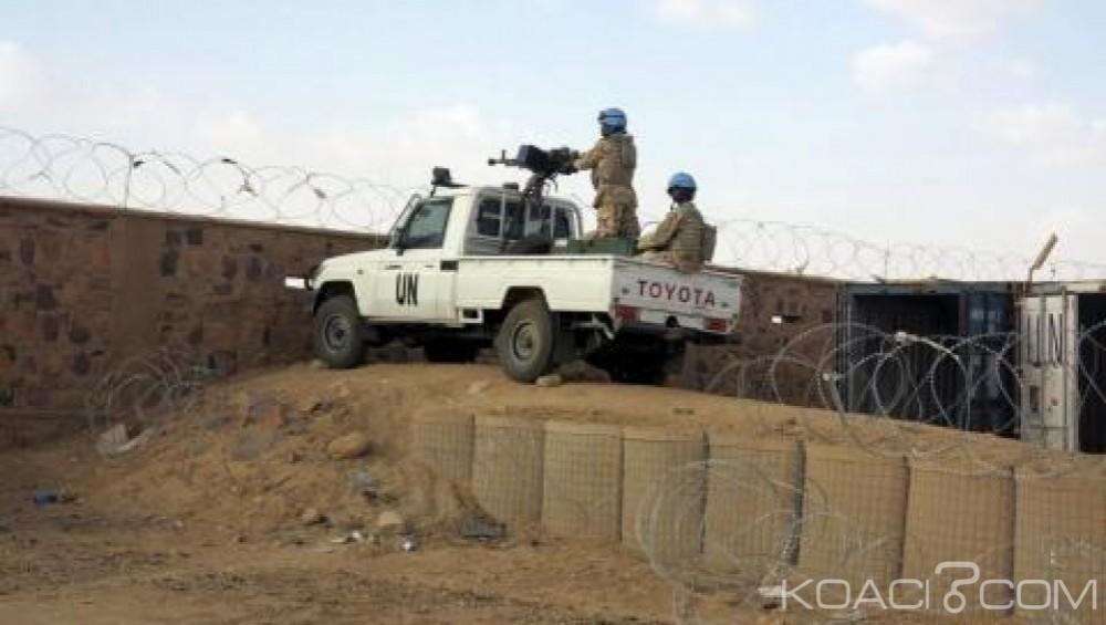 Mali:  Mort d'un Touareg en détention, sa famille accuse  la Minusma de violences