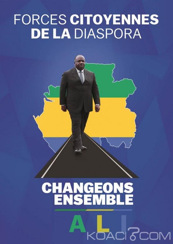Koacinaute: Présidentielle 2016 : les gabonais de France ont lancé une plateforme politique baptisée «Forces Citoyennes de la Diaspora» pour Ali Bongo