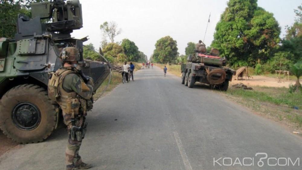 Centrafrique: Cinq soldats français accusés de sévices physiques sur deux centrafricains