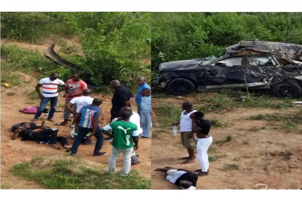 Côte d'Ivoire: Grave accident sur l'autoroute du nord, Debordo leekunfa parmi les blessés