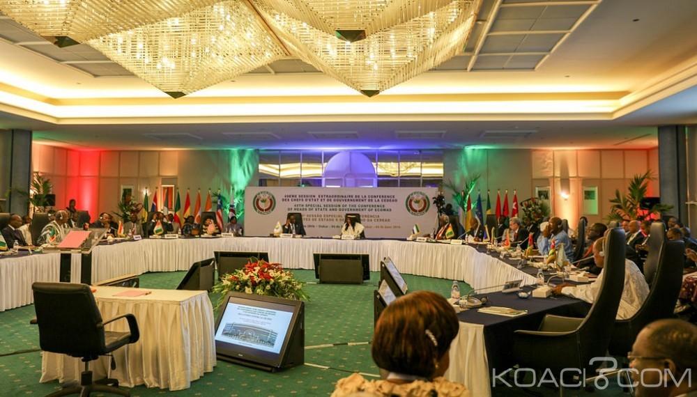 Koacinaute : Lettre ouverte aux chefs d'Etat de la Cedeao