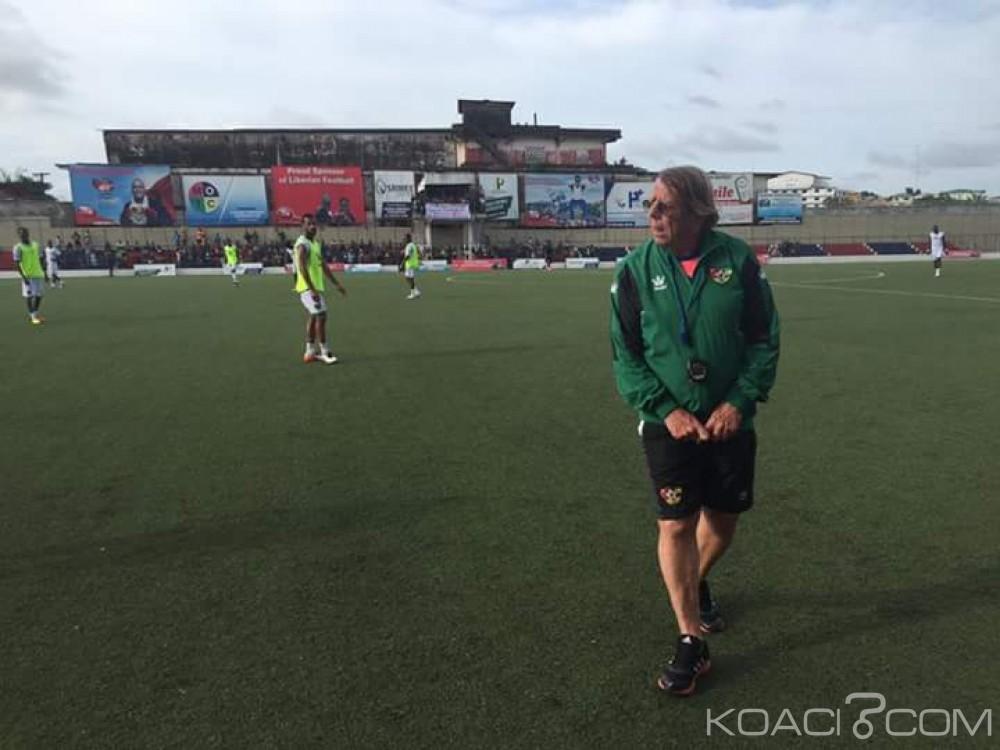 Togo: Eliminatoires CAN 2017: Match crucial Liberia-Togo ce dimanche, souvenir de Lungi