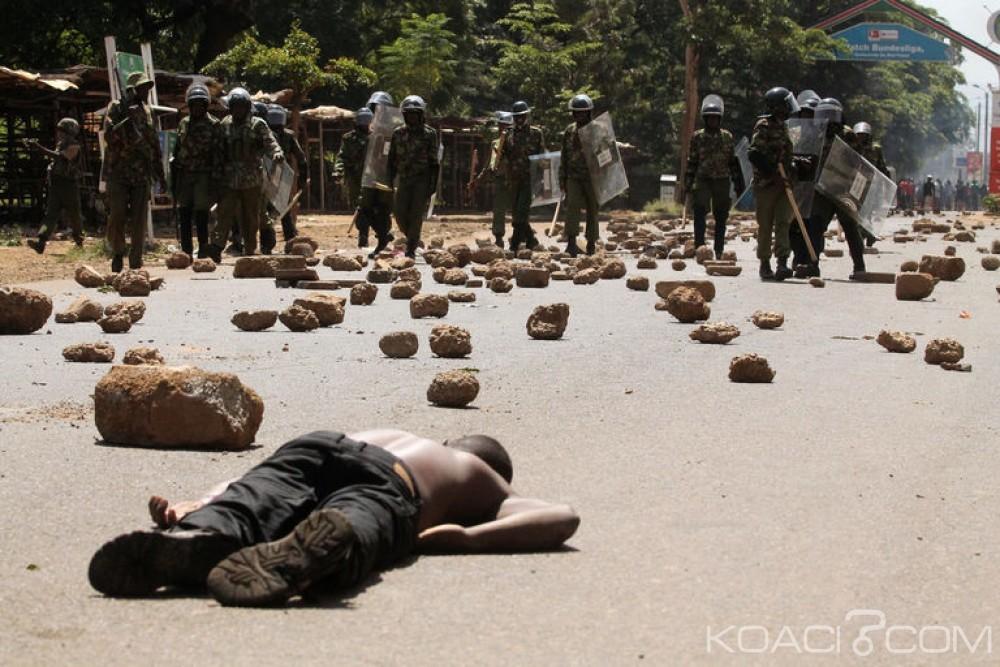 Kenya: Des opposants bravent l'interdiction de manifester à Kisumu, un mort et six blessés par balles