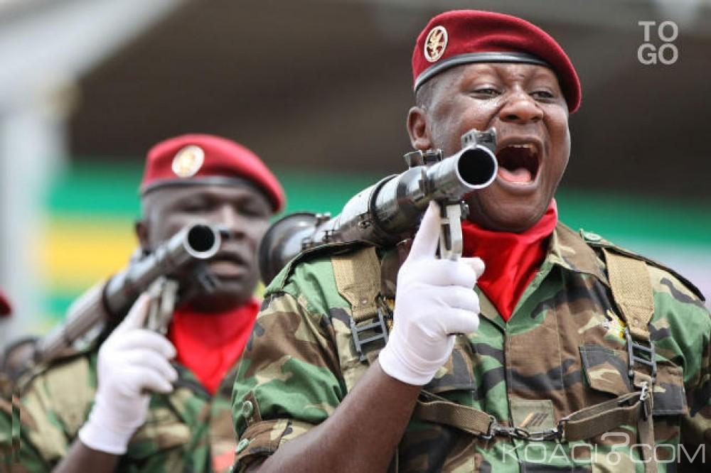 Koacinaute: Ôtez ces treillis que les Togolais ne sauraient aimer !