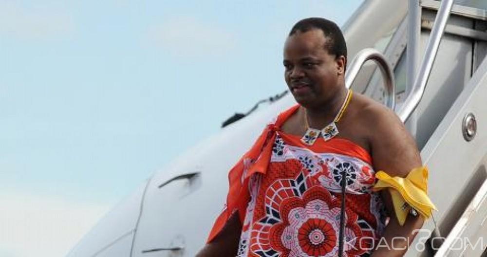 Swaziland: La nomination du roi Mswati III  à la tête de la SADC irrite