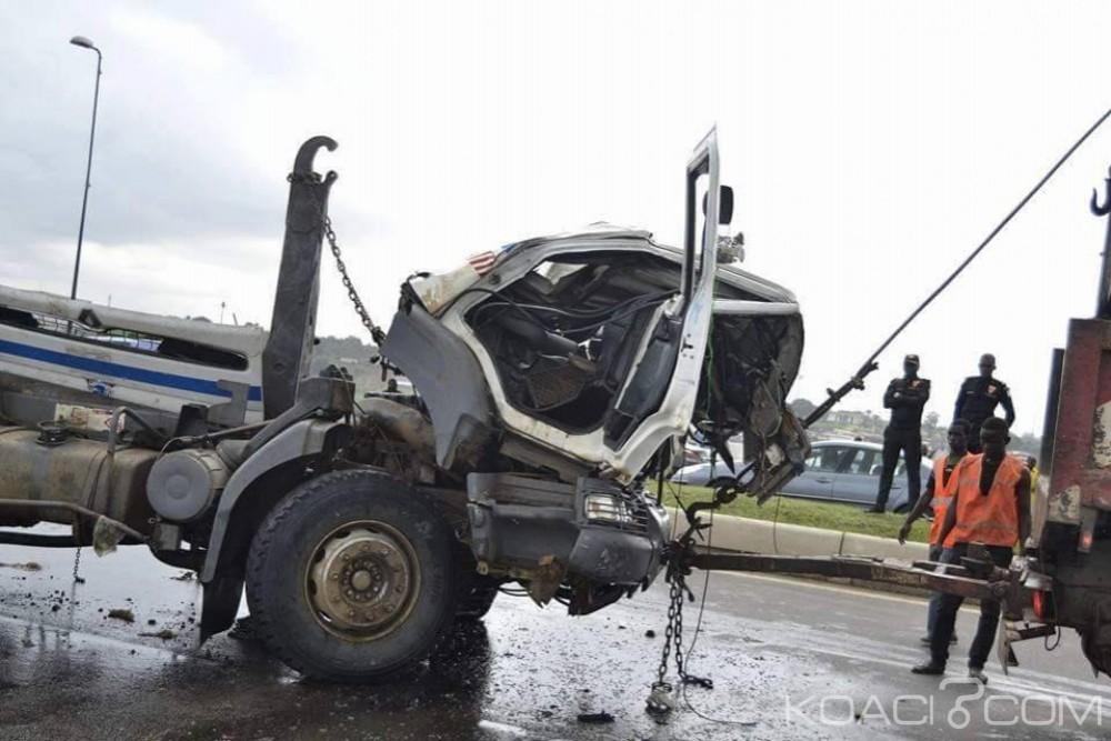 Côte d'Ivoire: Repêchage du deuxième corps de l'accident du Pont De Gaulle et fin des opérations de sauvetage