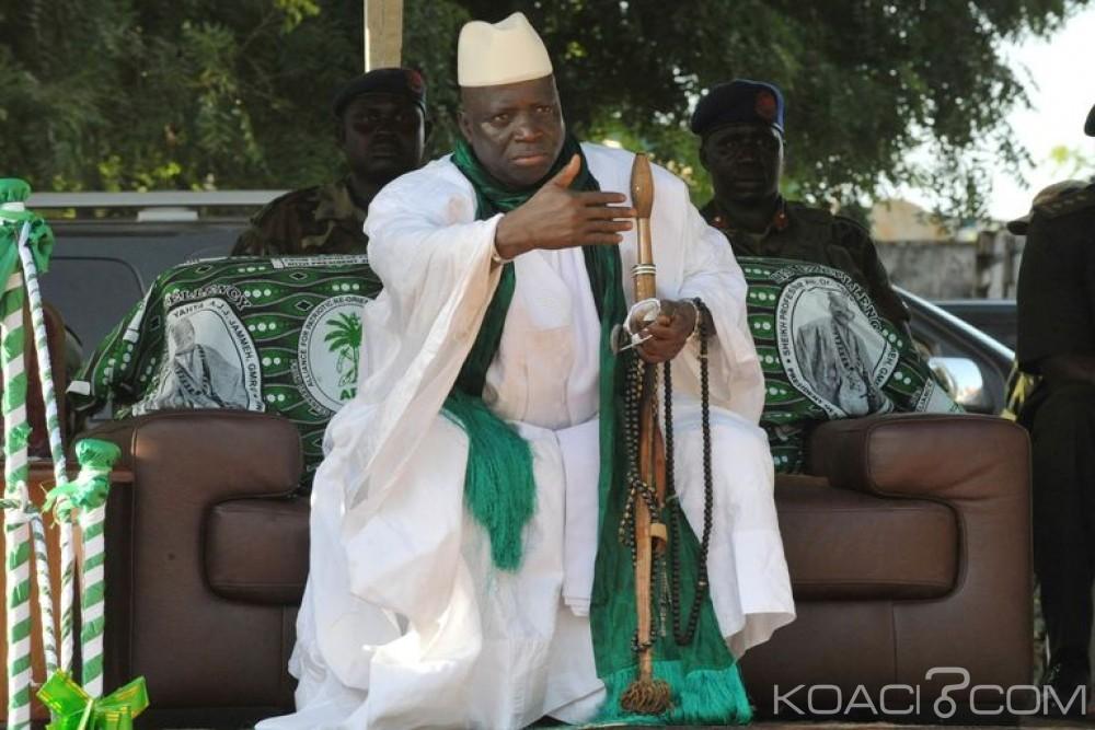 Gambie: Yahya Jammeh interdit toutes festivités pendant le ramadan