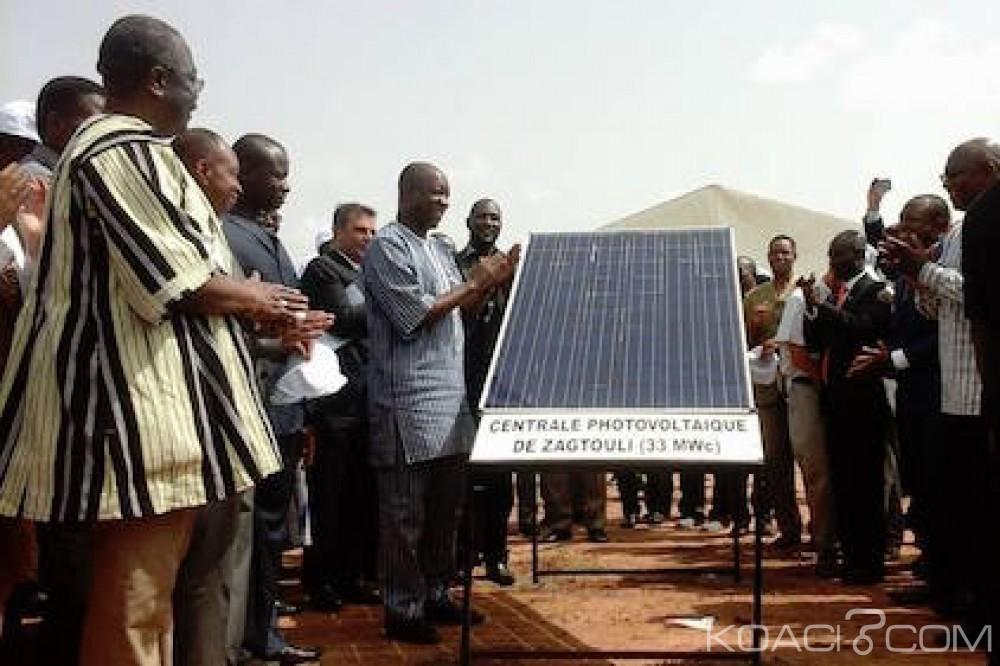 Burkina Faso: La plus grande centrale solaire de la sous-région en construction à Zagtouli