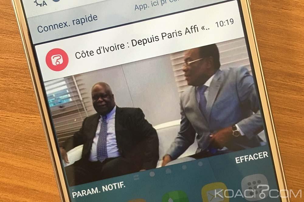 Côte d'Ivoire: KOACI.COM innove avec des notifications en temps réel sur sa nouvelle appli, plus de 6000 téléchargements en deux semaines