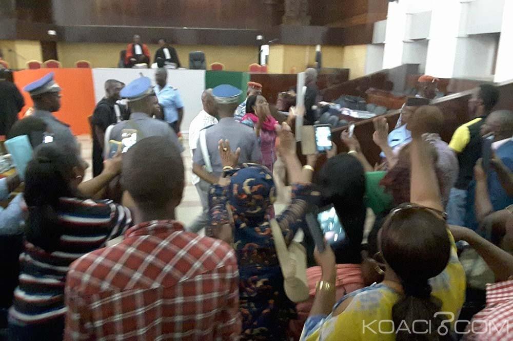 Côte d'Ivoire : Assises, Simone Gbagbo ne se reconnait pas dans la disparition de Kieffer et estime que la justice veut faire le mort sur ce dossier