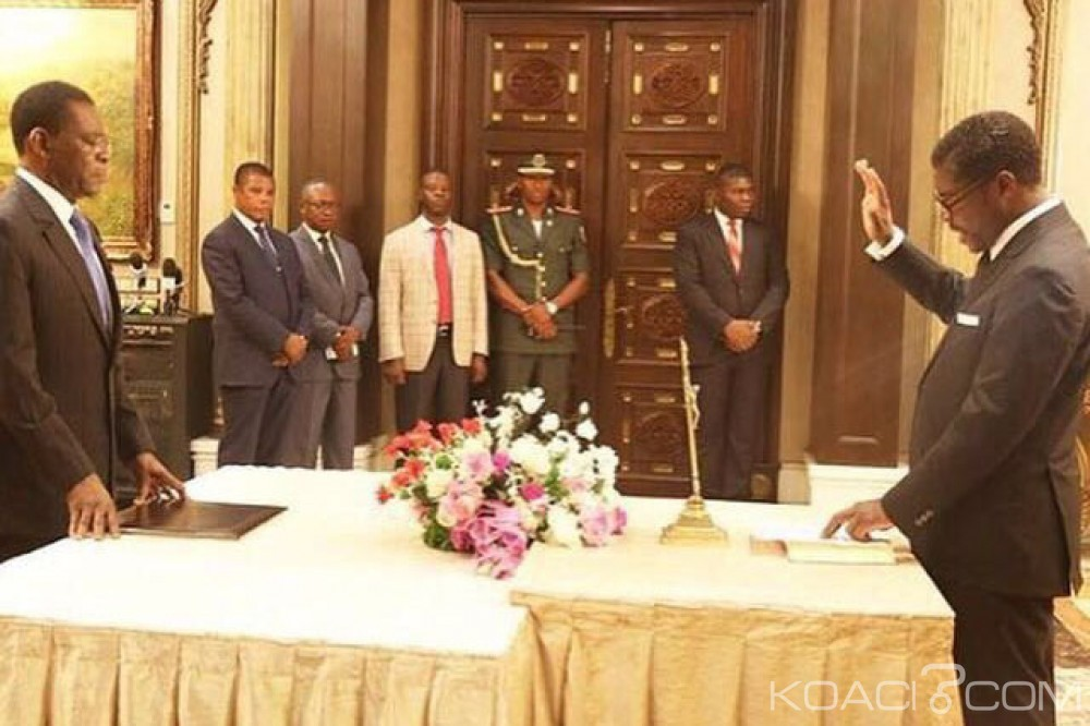 Guinée Équatoriale: Teodoro Obiang nomme son fils vice Président