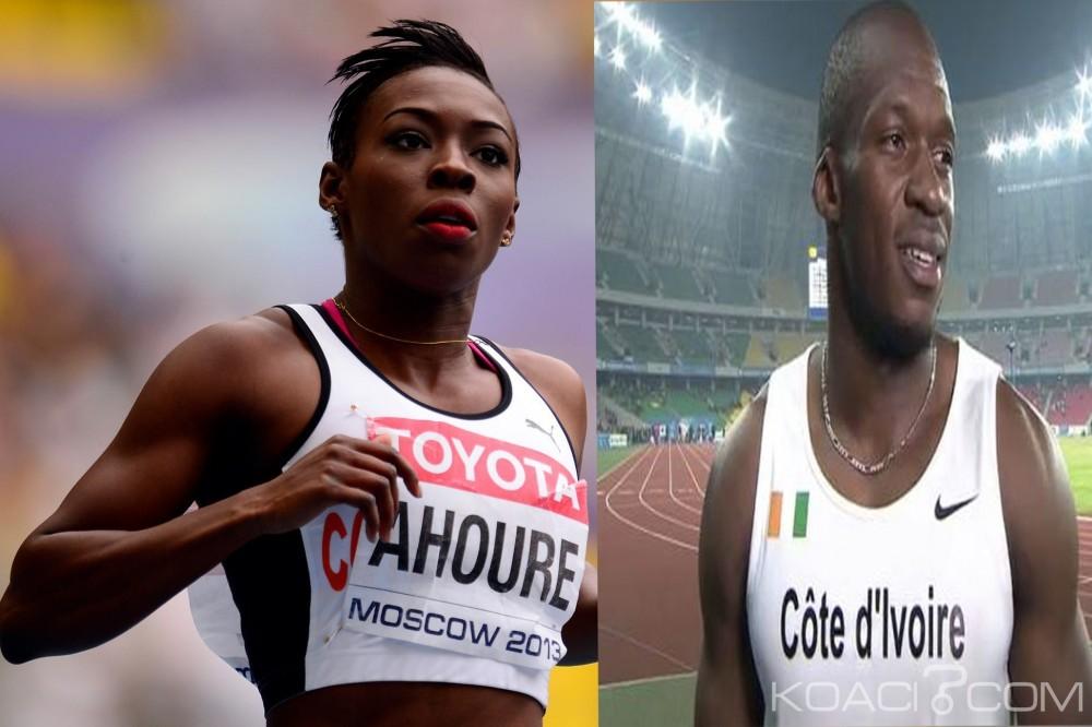 Côte d'Ivoire: Championnat d'Afrique d'Athlétisme, Ahouré et Ben Meité décrochent  l'or, Ta Lou en bronze