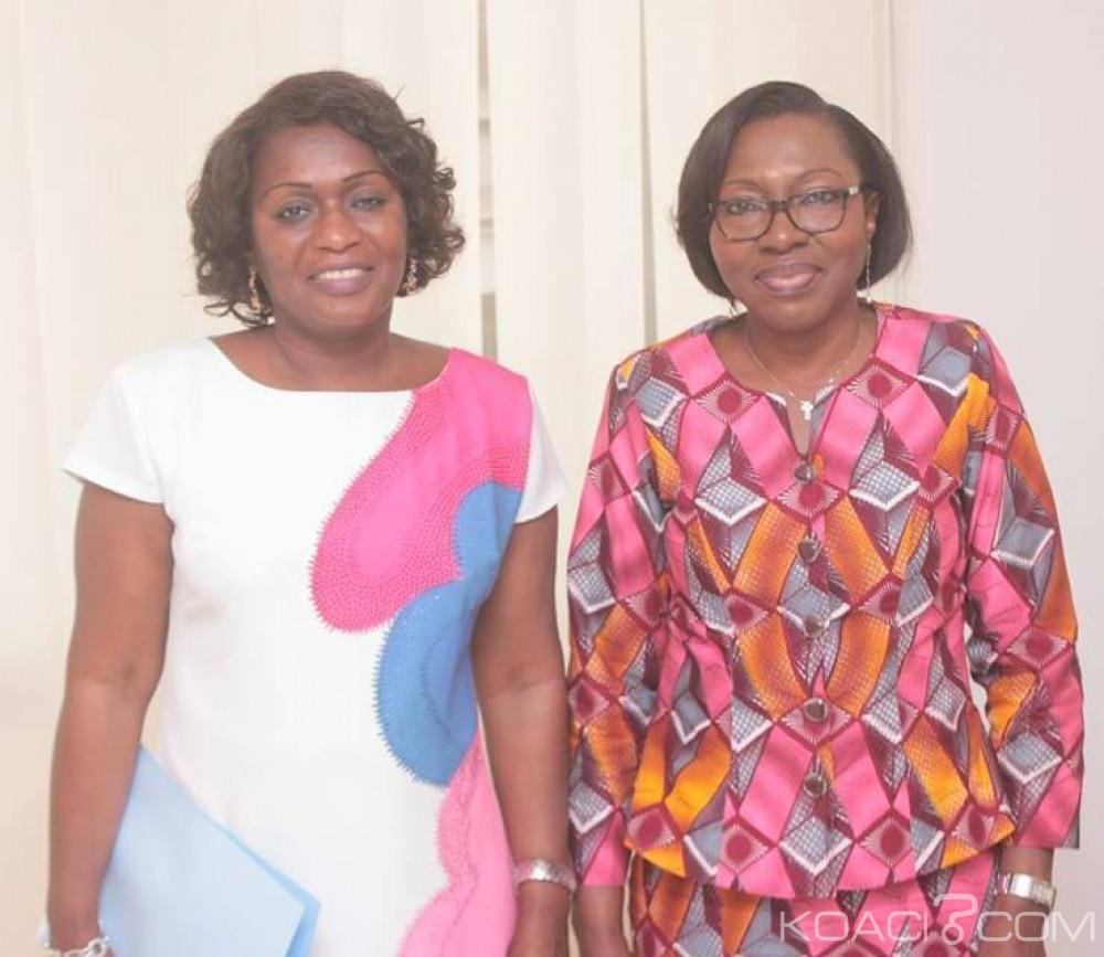Côte d'Ivoire: Droit de l'Homme, la ministre Paulette Badjo Ezouehu et Namizata Sangaré échangent sur les perspectives de CNDHCI