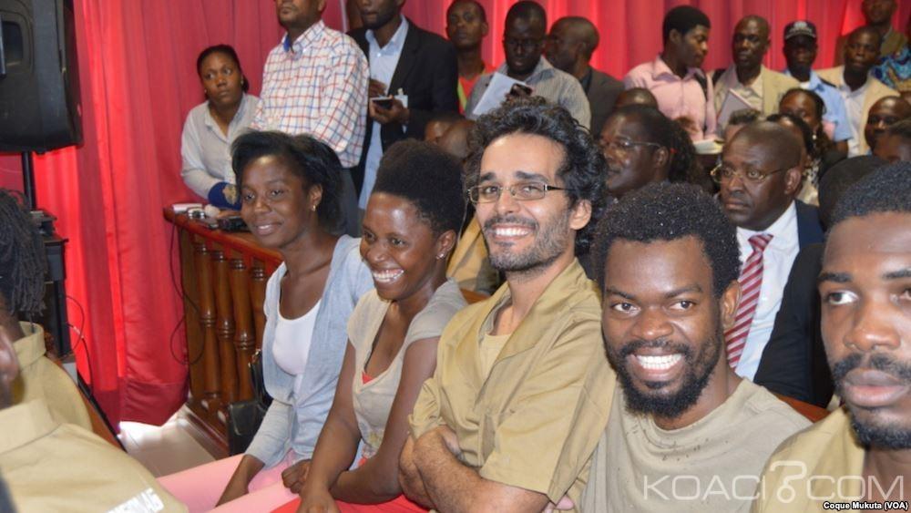 Angola: Liberté conditionnelle pour 17 jeunes opposants dont  le rappeur  Luaty Beirao