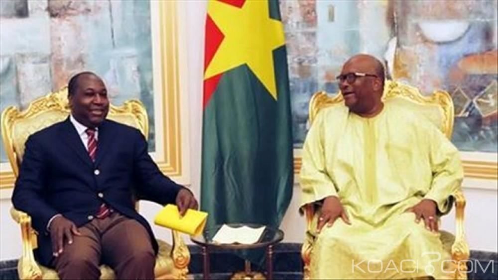 Burkina Faso: Le président Kaboré s'excuse après l'empêchement de deux cadres du CDP de se rendre à Abidjan