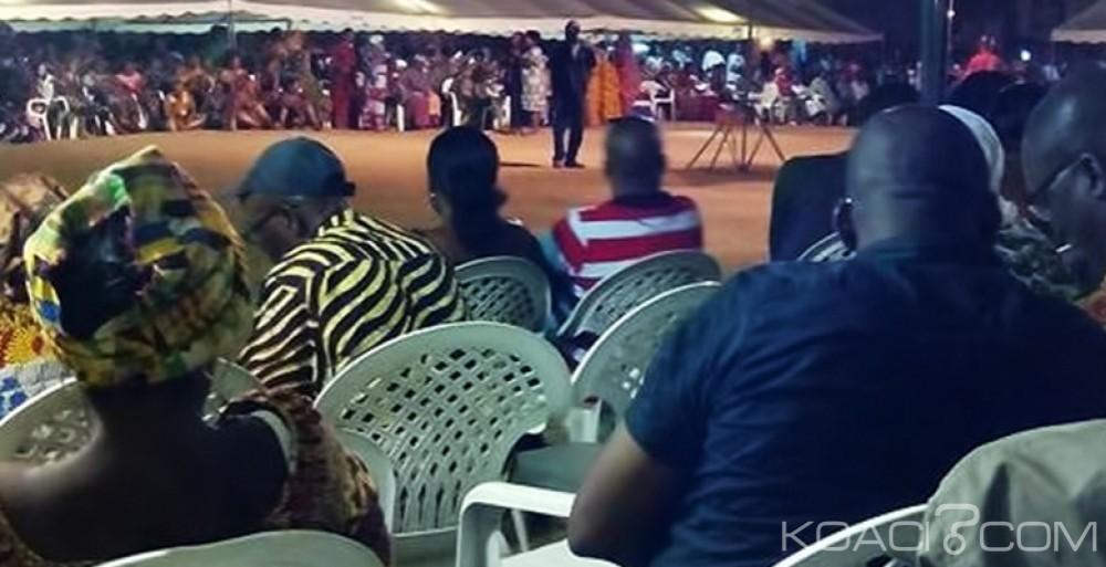 Côte d'Ivoire: Yopougon, les «Microbes» envahissent les funérailles aux places CPI et Ficgayop , alors vigilance