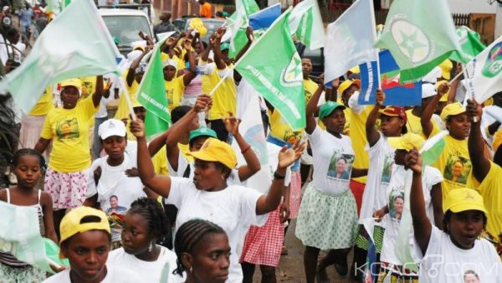 Sao Tomé: Présidentielle: Défaite du président sortant, victoire un coup «KO» du candidat du parti au pouvoir