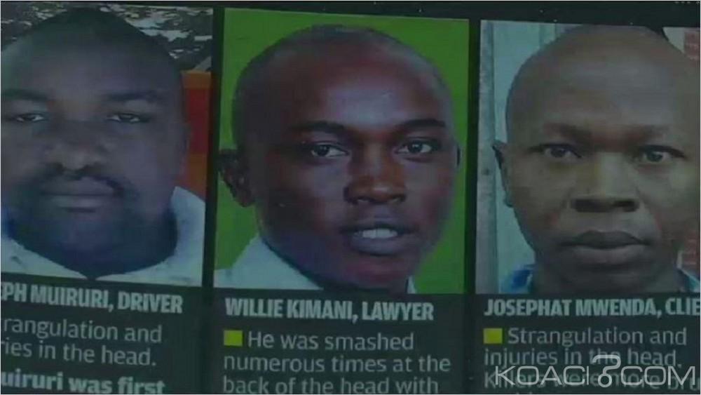 Kenya: Quatre  policiers accusés de l'assassinat de l'avocat Willie Kimani