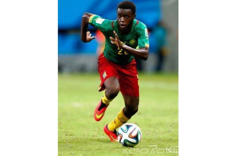 Cameroun: Transferts foot, Edgar Salli s'engage pour trois ans avec Nuremberg