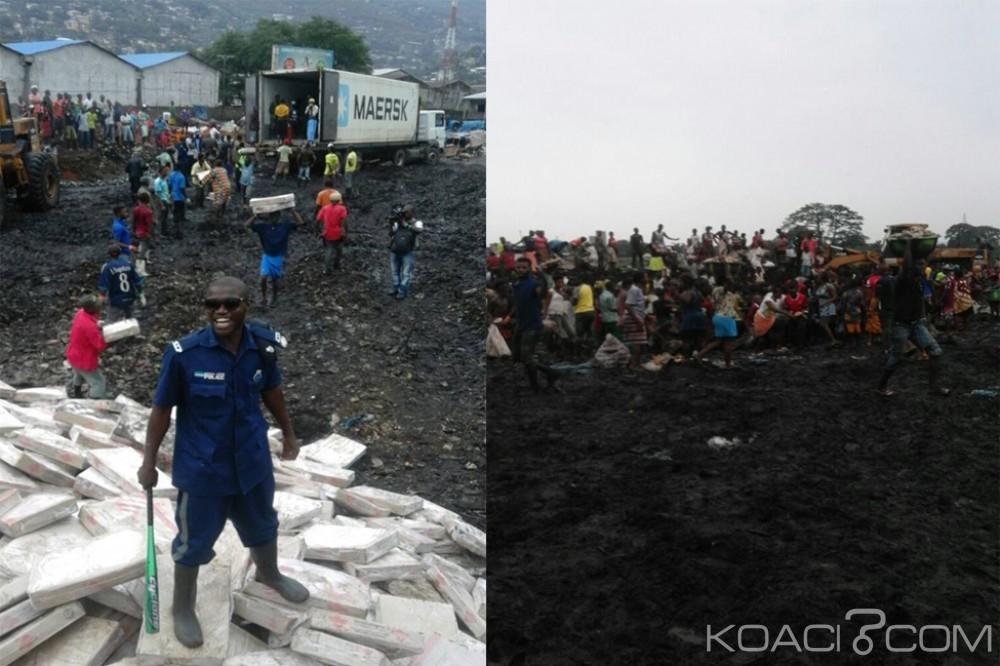Sierra Leone: Une décharge prise à partie par une foule à cause des  poulets avariés enterrés