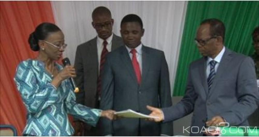 Côte d'ivoire: Présidence Université de Cocody, discrètement Ly Ramata fait sa passation et avec la main gauche