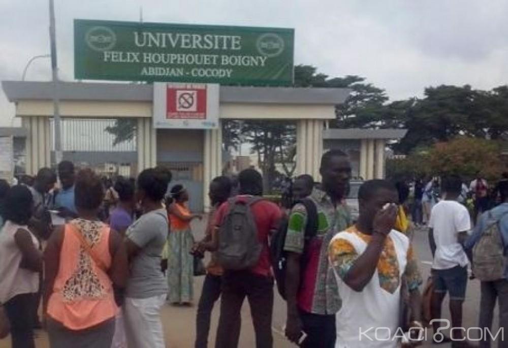 Côte d'Ivoire : Violences au campus de Cocody, une soixantaine d'étudiants recouvrent la liberté après un procès à Huis clos