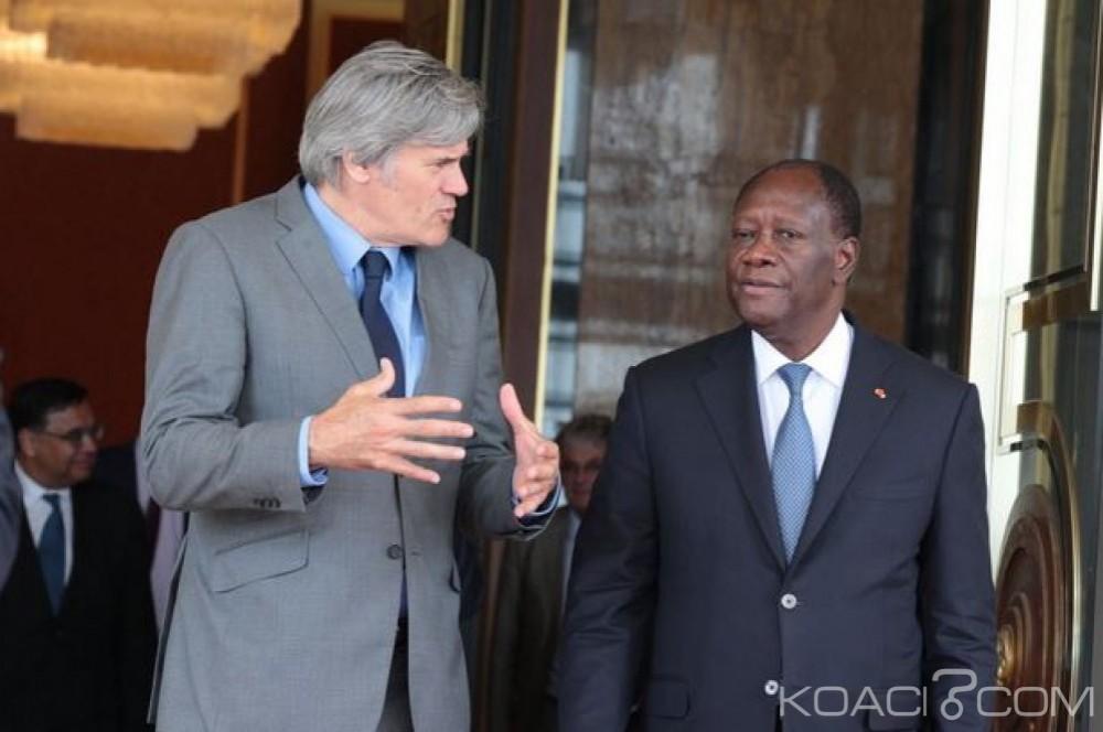 Côte d'Ivoire: C2D, une convention d'appui  budgétaire signée à Yamoussoukro d'un montant de 45,92 milliards de FCFA
